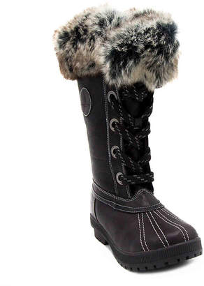 London Fog Melton 2 Snow Boot - Women's