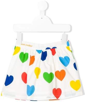 Mini Rodini Raibow Love skirt