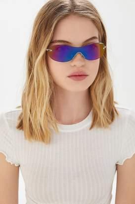 Vintage Sunglasses Vintage Zena Shield Sunglasses