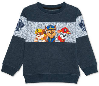 Nickelodeon Toddler Boys Paw Patrol Graphic Sweatshirt