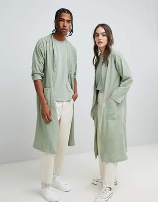STYLE lab Seeker Kimono Coat in Organic Cotton