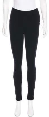 Dolce & Gabbana Mid-Rise Knit Leggings