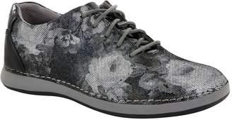 Alegria Women's Alegria, Essence Lace up Shoes BLACK FLORAL PRINT 36 M