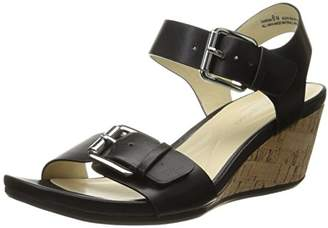 Andrew Geller Women's Farran Wedge Sandal