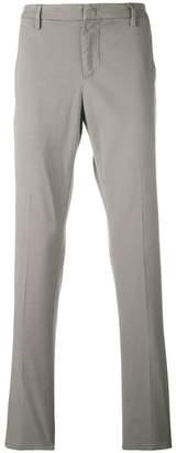 Dondup chino straight leg trousers