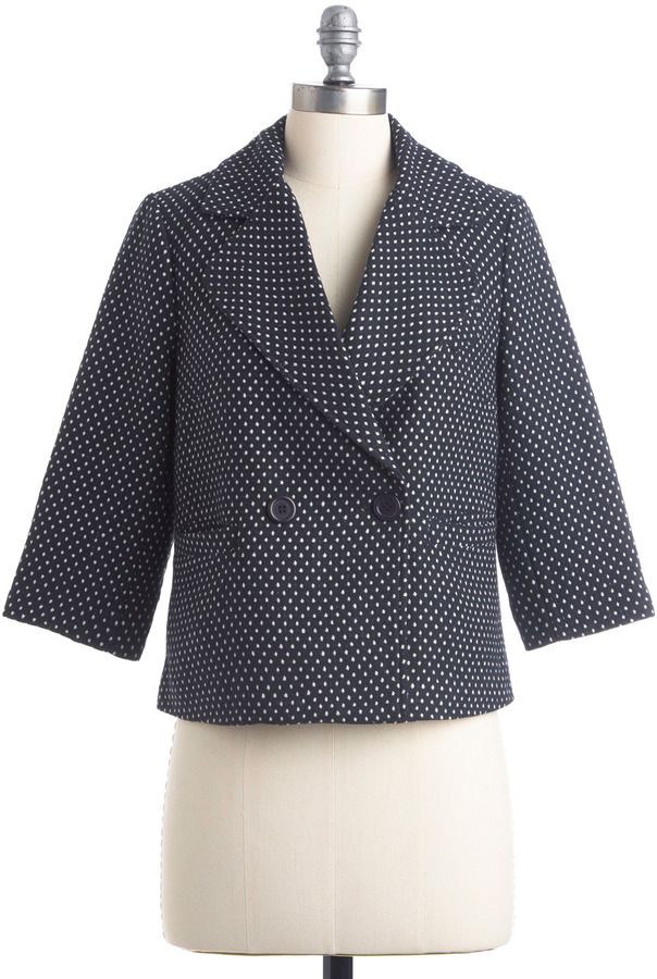 Tulle Clothing Make It Network Blazer