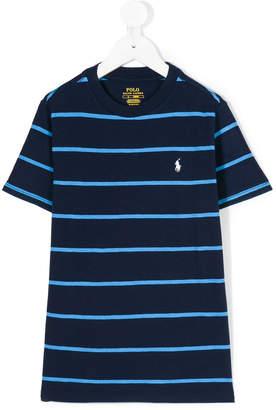 Ralph Lauren (ラルフ ローレン) - Ralph Lauren Kids ボーダー Tシャツ