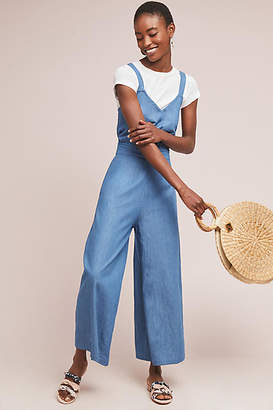 Rue Stiic Daytripper Chambray Jumpsuit