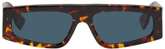Christian Dior Tortoiseshell Power Sunglasses