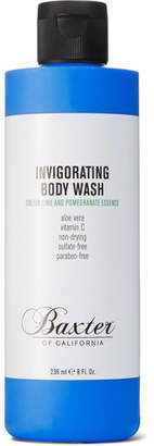 Baxter of California Invigorating Body Wash - Italian Lime And Pomegranate, 236ml