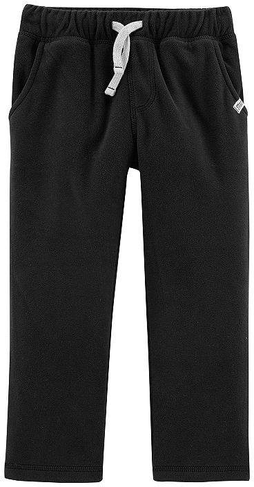 CARTERS Carter's Fleece Pull-On Pants - Toddler Boys Pull-On Pants Boys