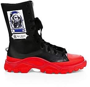 Adidas By Raf Simons Men's Detroit High Boots