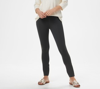 Spanx Ponte Ankle-Length Leggings - Tall