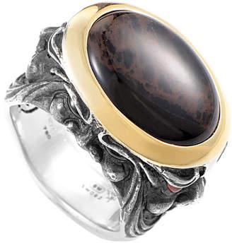 Stephen Webster 18K & Silver Gemstone Ring