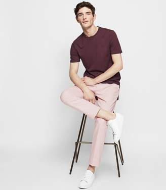 Reiss WESTBURY SLIM FIT CHINOS Pink