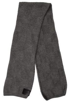 Louis Vuitton Helsinki Wool Scarf