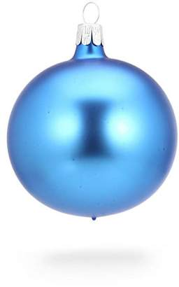 Briefing Dreamlike Embellished Glass Ball Ornament