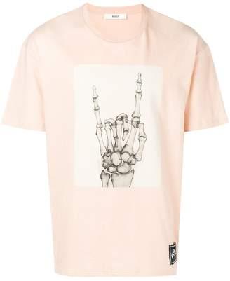 Bally funky print jersey T-shirt