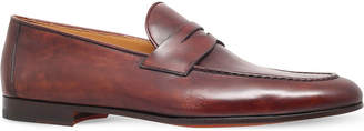 Magnanni Roberto leather penny loafers