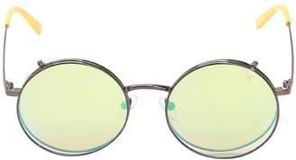 0662101b8f Italia Independent Disney Metal Flip Up Sunglasses