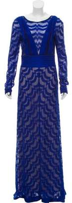 Missoni Silk Long Sleeve Dress w/ Tags