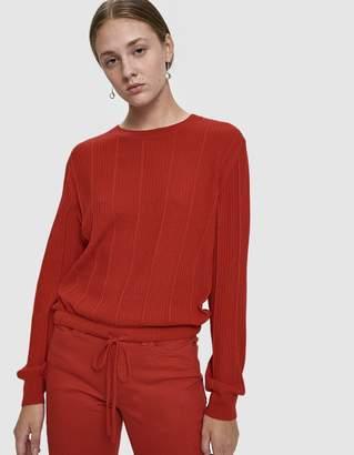 A.P.C. Taeko Drawstring Sweater