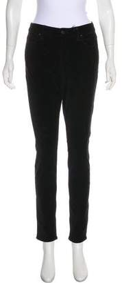 Velvet Skinny Pants w/ Tags