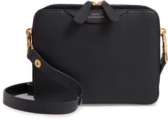 Anya Hindmarch The Double Stack Leather Crossbody Bag