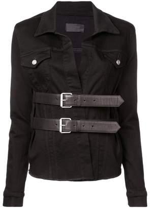 RtA bella overshirt jacket