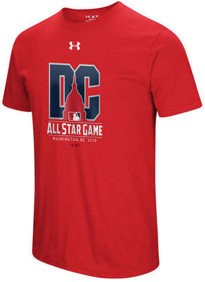 Under Armour Men's Mlb All Star Game Dc Capital T-Shirt 2018