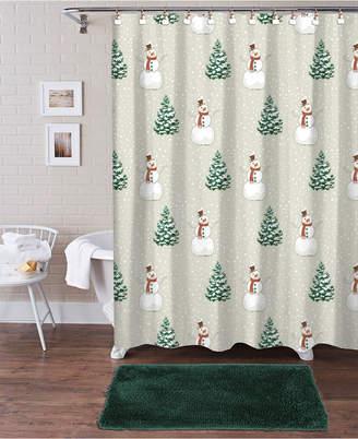 Idea Nuova Happy Holidays Christmas Tree 16-Pc. Bath Set