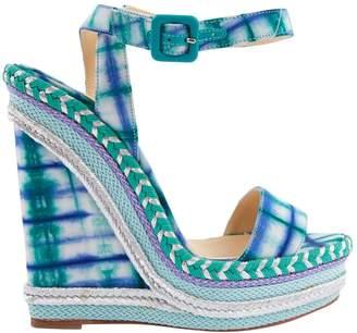 Christian Louboutin Cloth Sandal