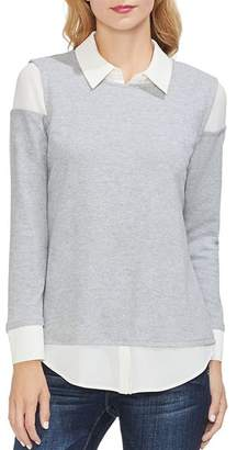 Vince Camuto Layered Look Top