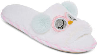 Couture Pj Teddy Slip-On Slippers