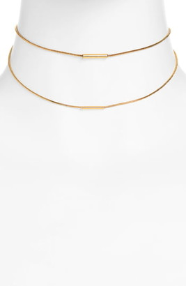 Kristin Cavallari Uncommon James by Tennessee Multistrand Necklace