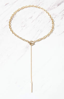 8 Other Reasons Rey Lariat Necklace