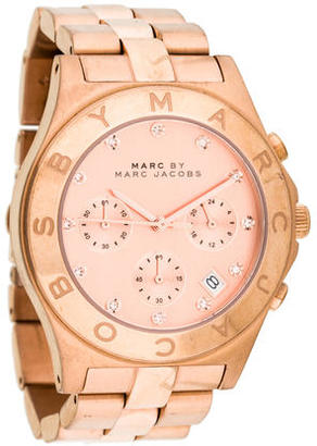 Marc by Marc Jacobs Blade Watch $95 thestylecure.com