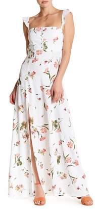 Flynn Skye Bardot Maxi Dress $257.40 thestylecure.com