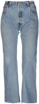 Levi's RE/DONE by Denim pants - Item 42705844NB