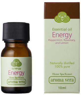 Energie (エナジー) - アロマベラ エッセンシャルオイル シナジー エナジー 10ml
