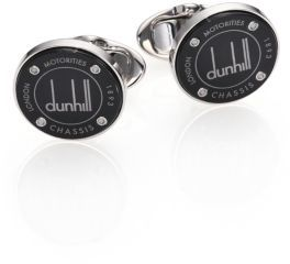 Alfred Dunhilldunhill dunhill Badge Cuff Links