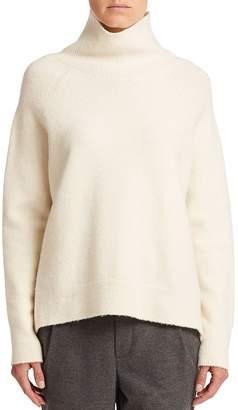 SET Women's Oversized Turtleneck Sweater