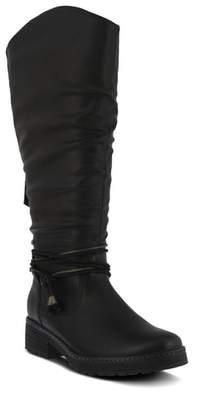 Spring Step Vanquish Knee High Boot