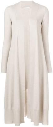 Agnona cashmere open cardi-coat