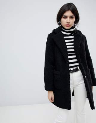 New Look Teddy Coat