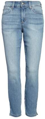NYDJ Ami Side Slit Stretch Ankle Skinny Jeans (Regular & Petite)