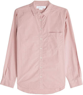 Velvet Cotton Shirt