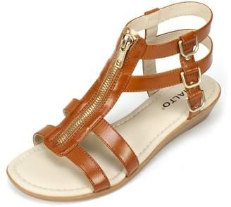Rialto Womens Gracia Open Toe Casual Strappy, /Smooth, Size 9.0