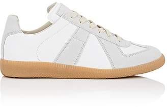 "Maison Margiela Women's ""Replica"" Suede & Leather Sneakers"