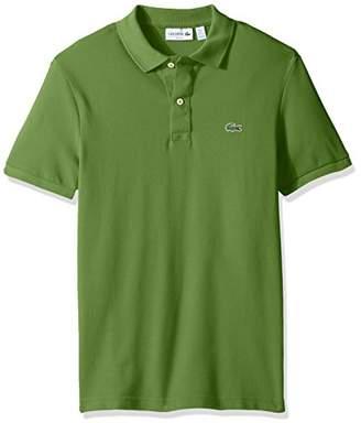 Lacoste Men's Classic Pique Slim Fit Short Sleeve Polo Shirt